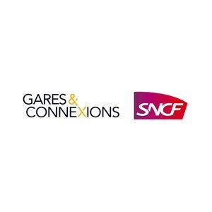Logo SNCF Gares connexions